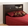 Espresso Full/Queen 2 Door Headboard - PREPAC - EHFX-0502-1
