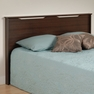 Espresso Harbor Full/Queen Panel Headboard - PREPAC - ESH-6000