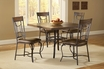 Granada Square Dining Table - Hillsdale - 4702DTB