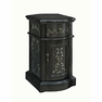 Grey Chairside Storage Cabinet - Powell - 528-222