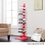 Heights Book / Media Tower in Watermelon - Holly & Martin -63-121-013-3-49