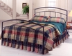 Julien Bed Set - Full - Rails Not Included - Hillsdale - 1169-46