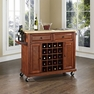 Kitchen Cart in Cherry - Crosley - KF31001ECH