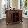 Kitchen Cart in Mahogany - Crosley - KF31001EMA