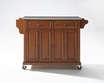 Kitchen Cart/Island in Cherry - Crosley - KF30002ECH