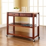 Kitchen Cart/Island in Cherry - Crosley - KF30051CH