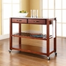 Kitchen Cart/Island in Cherry - Crosley - KF30052CH