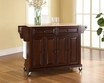 Kitchen Cart/Island in Mahogany - Crosley - KF30001EMA