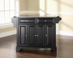 LaFayette Granite Top Kitchen Island - Crosley - KF30003BBK