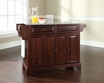 LaFayette Granite Top Kitchen Island - Crosley - KF30003BMA