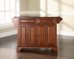 LaFayette Granite Top Kitchen Island - Crosley - KF30004BCH