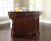 LaFayette Granite Top Kitchen Island - Crosley - KF30004BMA