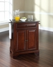 LaFayette Granite Top Portable Kitchen Island - Crosley - KF30024BMA