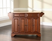 LaFayette Kitchen Island in Cherry - Crosley - KF30001BCH