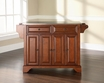 LaFayette Kitchen Island in Cherry - Crosley - KF30002BCH