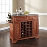Lafayette Stainless Steel Wine Island in Cherry - Crosley - KF31002BCH
