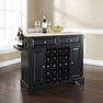 Lafayette Wine Island in Black - Crosley - KF31001BBK