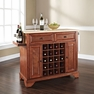 Lafayette Wine Island in Cherry - Crosley - KF31001BCH