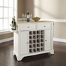 Lafayette Wine Island in White - Crosley - KF31001BWH