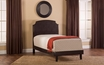 Lawler Full Bed Set w/ Rails - Hillsdale - 1292BFRL