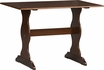 Linon Home Decor - Chelsea Walnut Table - 90368WAL-01-KD-U