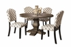 Lorient Round Dining Table - Hillsdale - 5676DTRD