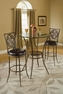 Marsala Bar Height Bistro Table  - Hillsdale - 5435PTB