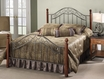 Martino Full Bed - Hillsdale - 1392BFR