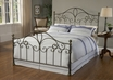 Meade Full Size Headboard & Footboard - Hillsdale - 1520-460