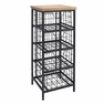 Metal and Wood Drawer Unit - Linon Home Decor - AHW802AS1