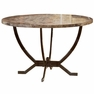 Monaco Round Dining Table - Hillsdale - 4142DTB