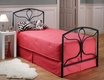 Morgan Full Size Headboard and Frame - Hillsdale - 241HFR