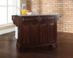 Newport Granite Top Kitchen Island - Crosley - KF30003CMA