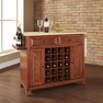 Newport Kitchen Island in Cherry - Crosley - KF31001CCH