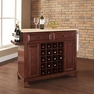 Newport Kitchen Island in Mahogany - Crosley - KF31001CMA