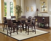 Nottingham 7-PC Counter Height Dining Set - Hillsdale - 4077DTBCGS7