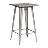 Olympia Bar Table Gunmetal - ZUO - 601189