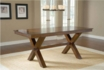 Park Avenue Counter Height Trestle Table - Hillsdale - 4692CTB