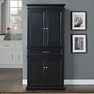 Parsons Pantry in Black - Crosley - CF3100-BK
