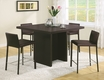 """Rectangle Dining Table (48""""X 48"""") in Cappuccino (Counter Height) - Monarch - I 1340"""