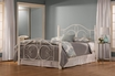 Ruby Wood Post Bed Set - Full - Rails Included - Hillsdale - 1862BFRW