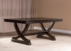 Santa Fe Trestle Dining Table  - Hillsdale - 5890-810