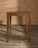 Tapered Leg Pub Table in Cherry - Crosley - KD20002CH