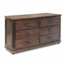 The City Dresser Dark Brown - ZUO - 98208