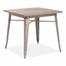 Titus Dining Table Rustic Wood - ZUO - 109124