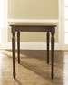 Turned Leg Pub Table in Mahogany - Crosley - KD20003MA