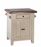 Tuscan Retreat� Granite Top Small Kitchen Island - Hillsdale - 5465-855W