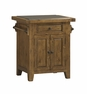 Tuscan Retreat Small Granite Top Kitchen Island - Hillsdale - 5225-855W
