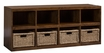 Tuscan Retreat Storage Cube W/ Baskets - Hillsdale - 5225-962W