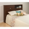 Warm Cherry Full/Queen 2 Door Headboard - PREPAC - LHFX-0502-1